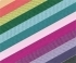 Coloured linen napkin hire item