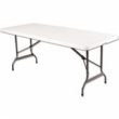 Bolero Centre Folding Utility Table