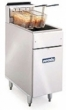 LPG deep fat chip fryer hire rent