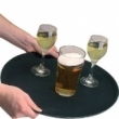 Large non-slip tray hire