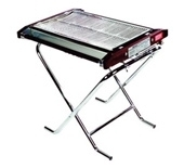 3ft Cinders Gas BBQ hire item