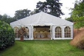 6m Clearspan Event Marquee for Hire