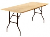 6ft Trestle Tables hire item